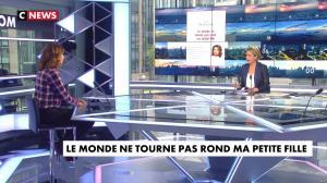 Isabelle Moreau dans la Newsroom - 09/03/17 - 02