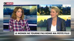 Isabelle Moreau dans la Newsroom - 09/03/17 - 03