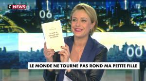 Isabelle Moreau dans la Newsroom - 09/03/17 - 04