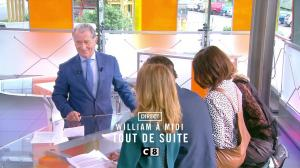 Julia Molkhou dans William à Midi - 02/10/17 - 01
