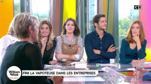 Julia Molkhou dans William à Midi - 02/10/17 - 03