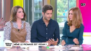 Julia Molkhou dans William à Midi - 02/10/17 - 05