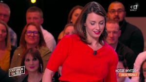 Julia Vignali dans c'est Que de la Télé - 11/12/17 - 02