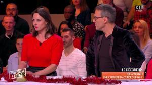 Julia Vignali dans c'est Que de la Télé - 11/12/17 - 06