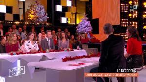 Julia Vignali dans c'est Que de la Télé - 11/12/17 - 07