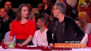 Julia Vignali dans c'est Que de la Télé - 11/12/17 - 08