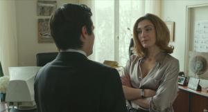 Julie Gayet dans Quai d'Orsay - 19/03/17 - 03