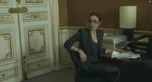 Julie Gayet dans Quai d'Orsay - 19/03/17 - 06
