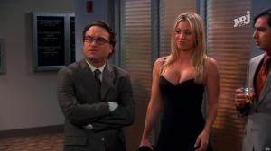 Kaley Cuoco dans The Big Bang Theory - 08/01/18 - 04