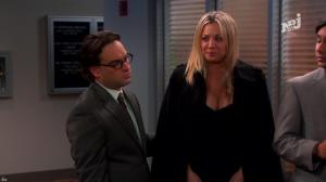 Kaley Cuoco dans The Big Bang Theory - 08/01/18 - 06