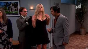 Kaley Cuoco dans The Big Bang Theory - 08/01/18 - 08