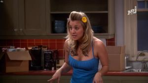 Kaley Cuoco dans The Big Bang Theory - 27/01/18 - 06