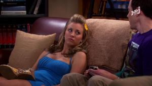 Kaley Cuoco dans The Big Bang Theory - 27/01/18 - 11