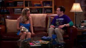 Kaley Cuoco dans The Big Bang Theory - 27/01/18 - 12