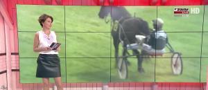 Laure Legrand dans un Jour aux Courses - 09/08/17 - 01