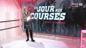 Laure Legrand dans un Jour aux Courses - 27/10/17 - 01