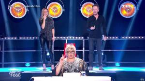 Véronic Dicaire dans le Grand Blind Test - 02/01/16 - 05
