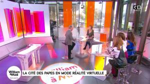 Véronique Mounier et Caroline Ithurbide dans William à Midi - 16/11/17 - 03