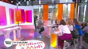 Véronique Mounier dans William à Midi - 16/11/17 - 04