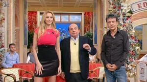 Adriana Volpe dans I Fatti Vostri - 15/12/11 - 05