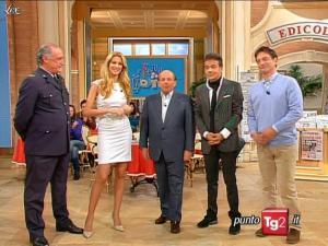 Adriana Volpe dans I Fatti Vostri - 17/11/09 - 02