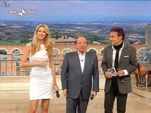 Adriana Volpe dans I Fatti Vostri - 17/11/09 - 03