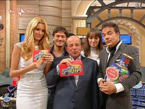 Adriana Volpe dans I Fatti Vostri - 17/11/09 - 04