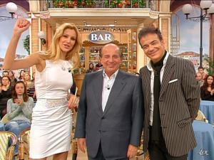 Adriana Volpe dans I Fatti Vostri - 17/11/09 - 12