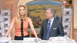 Adriana Volpe dans I Fatti Vostri - 20/12/11 - 02
