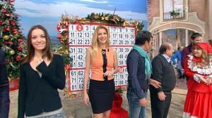 Adriana Volpe dans I Fatti Vostri - 20/12/11 - 03