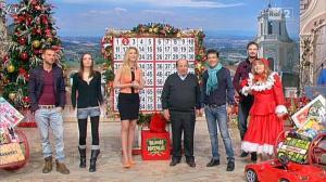 Adriana Volpe dans I Fatti Vostri - 20/12/11 - 04