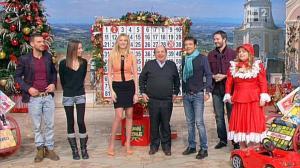 Adriana Volpe dans I Fatti Vostri - 20/12/11 - 06