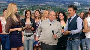 Adriana Volpe dans I Fatti Vostri - 24/11/11 - 01