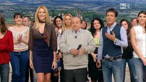 Adriana Volpe dans I Fatti Vostri - 24/11/11 - 02