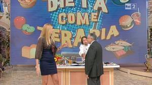 Adriana Volpe dans I Fatti Vostri - 24/11/11 - 07