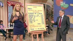 Adriana Volpe dans I Fatti Vostri - 24/11/11 - 09