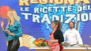 Adriana Volpe dans I Fatti Vostri - 27/01/12 - 07