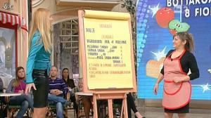 Adriana Volpe dans I Fatti Vostri - 27/01/12 - 11