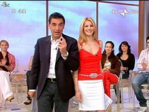 Adriana Volpe dans Mattina In Famiglia - 09/05/09 - 01