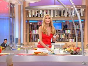 Adriana Volpe dans Mattina In Famiglia - 09/05/09 - 02