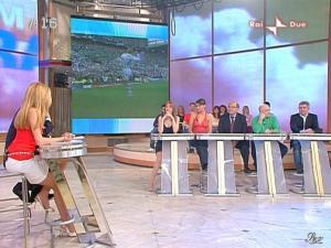Adriana Volpe dans Mattina In Famiglia - 09/05/09 - 03