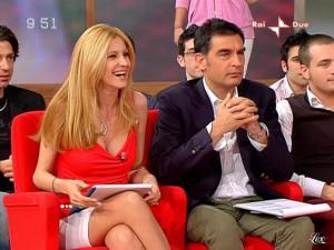 Adriana Volpe dans Mattina In Famiglia - 09/05/09 - 13