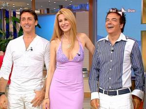 Adriana Volpe dans Mezzogiorno In Famiglia - 17/05/09 - 15