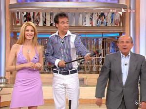 Adriana Volpe dans Mezzogiorno In Famiglia - 17/05/09 - 16