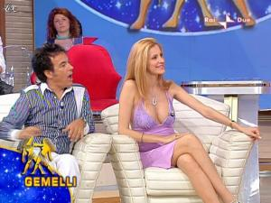 Adriana Volpe dans Mezzogiorno In Famiglia - 17/05/09 - 18