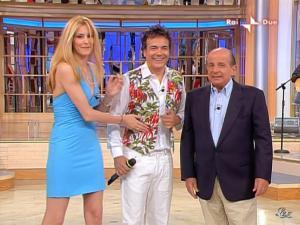 Adriana Volpe dans Mezzogiorno In Famiglia - 23/05/09 - 07