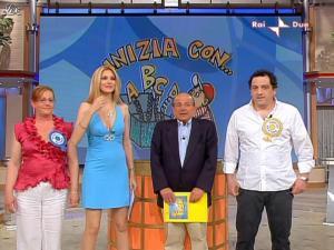 Adriana Volpe dans Mezzogiorno In Famiglia - 23/05/09 - 15