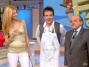 Adriana Volpe dans Mezzogiorno In Famiglia - 25/04/09 - 13