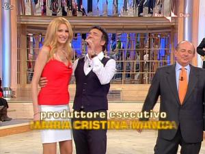 Adriana Volpe dans Mezzogiorno In Famiglia - 28/03/09 - 01