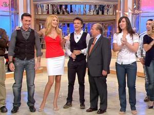 Adriana Volpe dans Mezzogiorno In Famiglia - 28/03/09 - 05